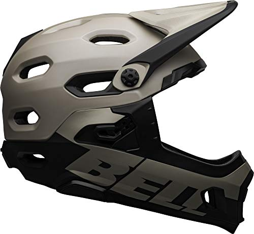 Bell Super DH MIPS Adult Mountain Bike Helmet - Matte/Gloss Sand/Black (2021), Medium (55-59 cm)