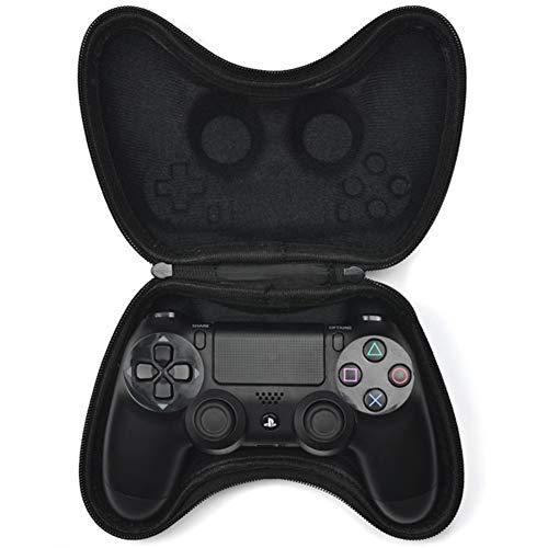 MeterMall Draagbare Zwarte Opbergtas Beschermhoes Shell Gamepad Case voor PS4 Gamepad Controller