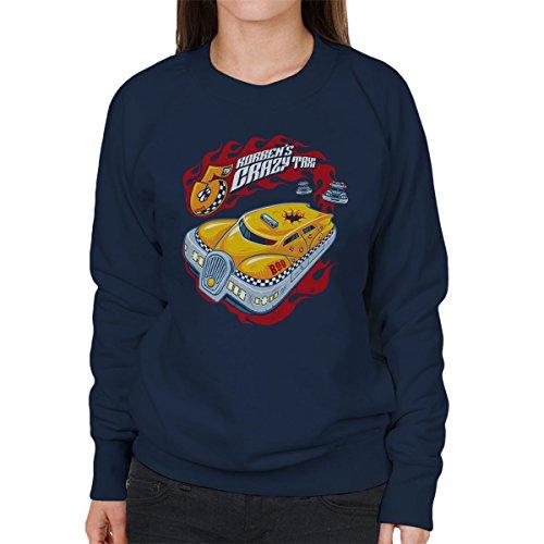 Korbens Crazy Taxi Fifth Element Women's Sweatshirt