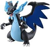 Clyde70 Pokemon X and Y SP-15 Mega Charizard X Figura de acción
