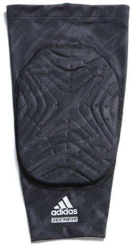 Genouillère Basketball Adipower Pad Knee GFX Noir O25471