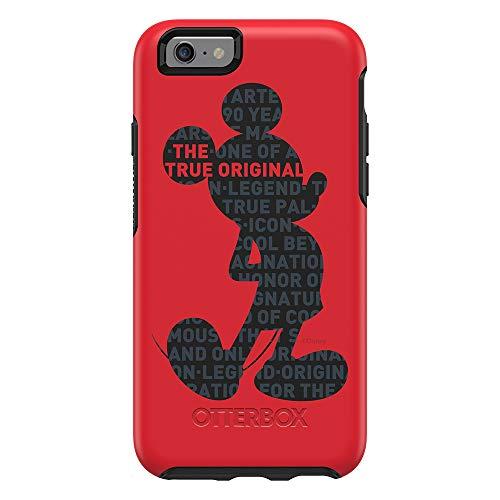 OtterBox Symmetry Series Disney Mickey's 90th Case for iPhone 6/6s True Original