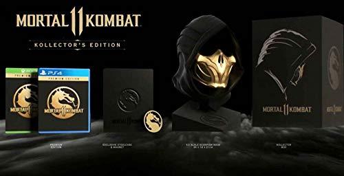 Mortal Kombat 11 Kollektor's Edition PS4 Spiel