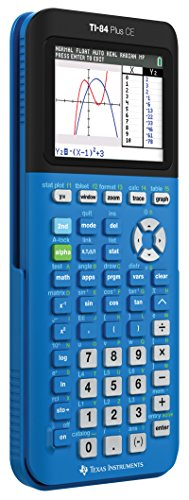 Texas Instruments TI-84 Plus CE Lightning Graphing Calculator Photo #3