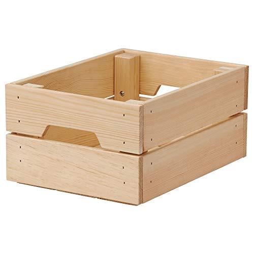 Ikea 102.923.57 - Caja de Madera de Pino (23 x 30 cm)