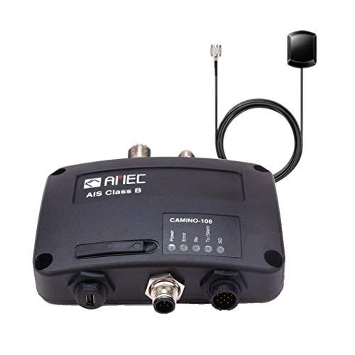 AMEC CAMINO-108 Marine AIS Transponder Verkehrsfinder Klasse B mit GPS-Antenne