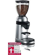 Graef CM800 Kaffekvarn, Silver