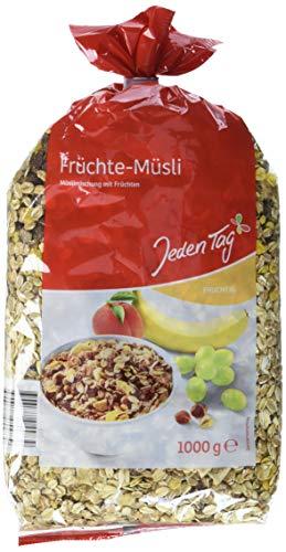 Jeden Tag Früchte Müsli, 1kg