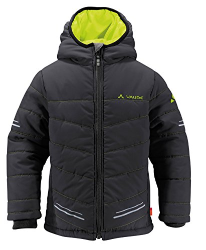 VAUDE Kinder Arctic Fox Jacket, Black, 104, 03444