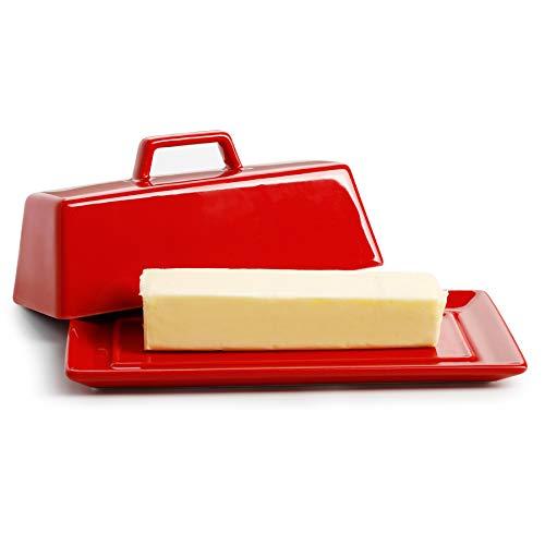 Red Dishwasher