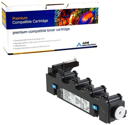 AIM Compatible Replacement for Konica Minolta bizhub C3350/3851 Waste Toner Container (30000 Page Yield) (WB-P05) - Generic