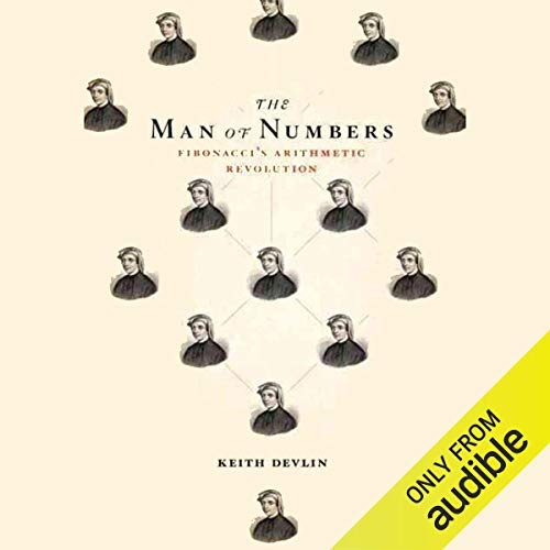 The Man of Numbers Titelbild