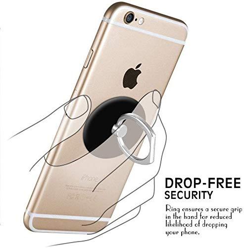 Lisert - Soporte Universal para teléfono móvil (función Atril ...