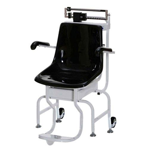 Health O Meter 445KL Mechanical Chair Scale, 440 lb. Capacity, 1/4 lb. Graduation, 15-3/4