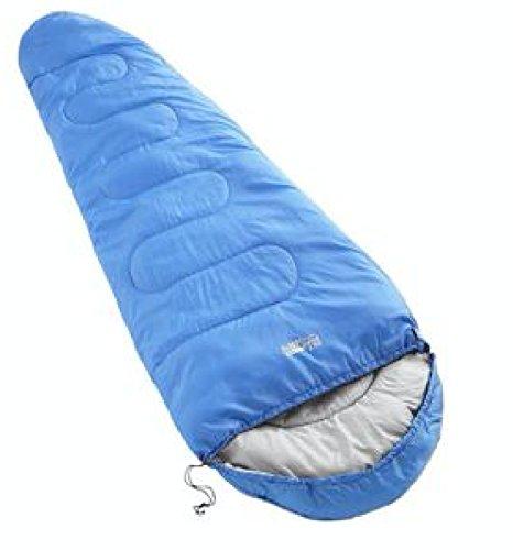 Highlander 250 g/m² simple sac de couchage momie.