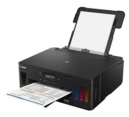 Canon PIXMA G5020 Wireless MegaTank Single Function SuperTank Printer | Mobile & Auto 2-Sided Printing Photo #8