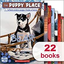 The Puppy Place Complete 22 Volume Value Set Includes Goldie, Snowball, Shadow, Rascal, Buddy, Flash, Scout, Patches, Pugsley, Maggie and Max, Noodle, Princess, Cody, Honey, Bear, Lucky, Jack, Sweetie, Chewy and Chica, Baxter, Muttley, and Ziggy (The Puppy Place)