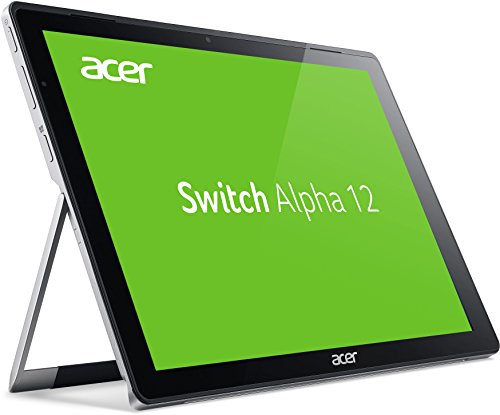 Acer Switch Alpha 12 (SA5-271-5623) 30,5 cm (12 Zoll QHD IPS) Win 10 - 5