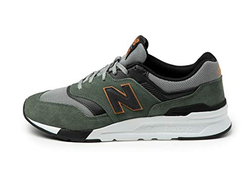 New Balance 997 - Zapatillas Bajas Hombre Verde Talla 46M