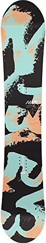 Nitro Snowboards Damen Snowboard Lectra 16, Multicolor, 149