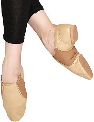 116136001 Leather Jazz Shoes