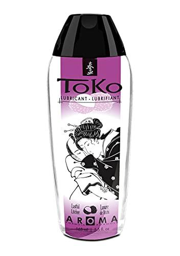 Shunga Toko Lubricante Lustful Litchee - 165 ml