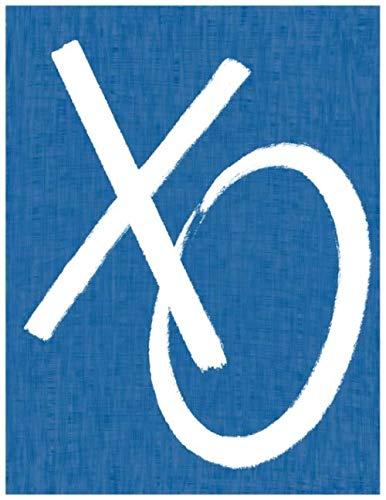 XO: Notebook, Journal, Composition Book