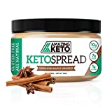 AMAZING KETO SPREAD: Our Keto snack is based around the Ketogenic Diet! Our low carb snack is clean with ingredients to give you what you want... High fat and low carb! ALL NATURAL: Amazing Keto Spread is made from only the best ingredients! Starting...