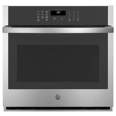 GE JTS3000SNSS 30 Inch Electric Single Wall Oven in Stainless Steel