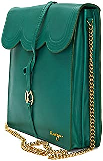 Kaizer Leather Bag for Women - Crossbody