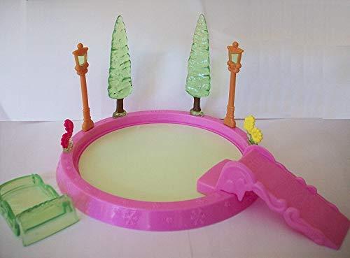 Filly Pferdchen - Ice Fairy/Ice Unicorn/Ice Elves/Ice Witchy magische Eisarena ca. 18cm