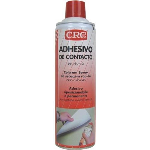 RC2 Corporation - Crc - Adhesivo Contacto Aerosol Spray Adhesivo De Secado Rápido Indicado Para Todo
