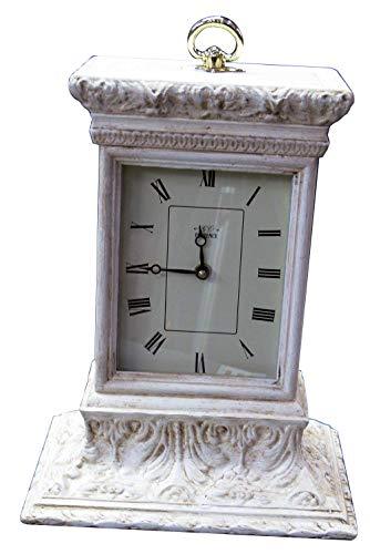 ARREDO SELLI Horloge de table style shabby chic