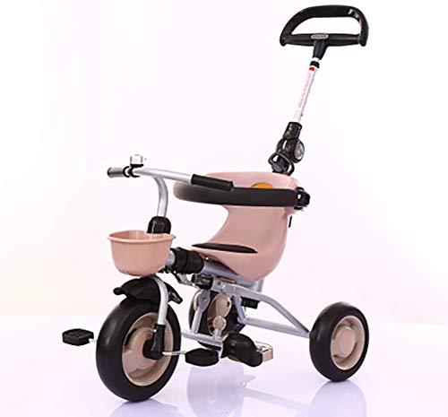 Bck Kinder-Dreirad Falten Bei Random for Easy Travel Folding Kinder Trike for 1-3 Jahre alte Junge Mädchen,...