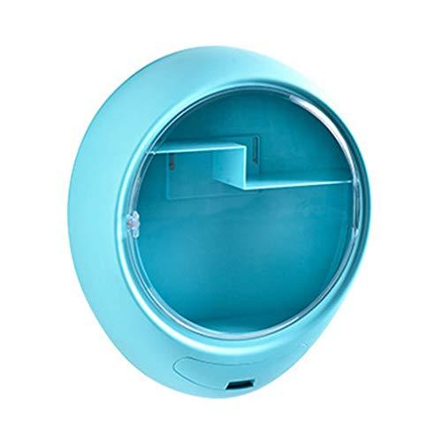 Aan de muur bevestigde cosmetische opbergdoos thuis dressoir badkamer waterdicht creatieve grote capaciteit