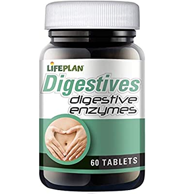 Lifeplan Digestive Enzymes 60 Tablets