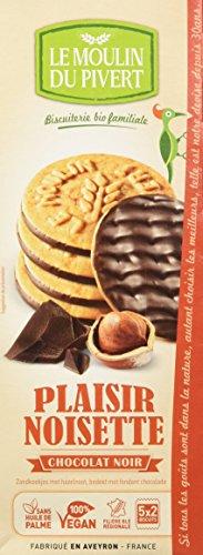 Le Moulin Du Pivert Sablès Cioccolato Fondente- 130 g
