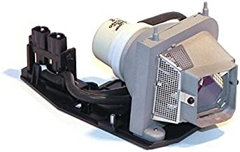 1609WX Dell Projector Lamp Replacement. Projector Lamp Assembly with Genuine Original Philips UHP Bulb inside.