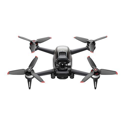 DJI FPV Combo + Care Refresh (Auto-activated)- First-Person View Drone, Trasmissione HD a Bassa Latenza, 4K Video, FOV 150°, Esperienza di Volo Immersive, Copre Diversi Tipi di Incidenti, Grigio