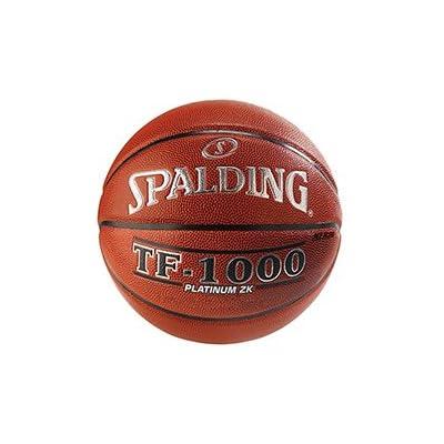 Spalding TF-1000 Platinum ZK Balón de Baloncesto Compuesto