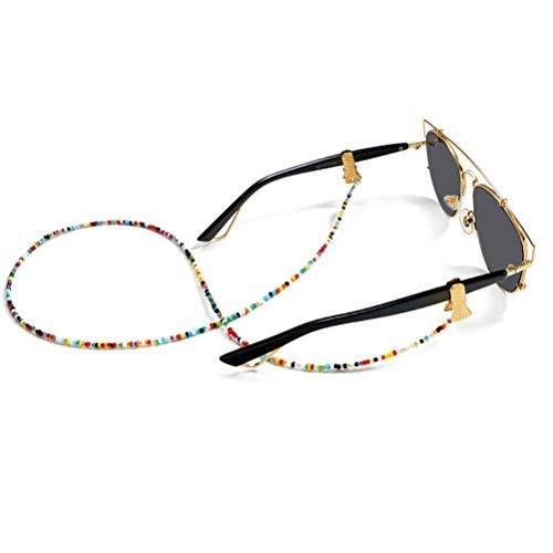 Urisgo - Cadena de gafas de sol con cordón para hombre y mujer y niño, elegante y cómodo de usar