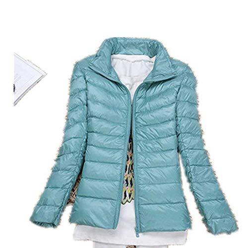 MCSZG Heißer Neue 2019 Ultra leichte EnteDaunenjacke Frauen mit Kapuze wintermantel Langarmwarm schlankPlus Size Jacke Dame Clothing 7XL