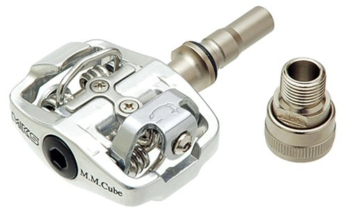 MKS MM-Cube Clipless Removable SPD Pedal