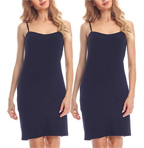 Merry Style Combinación Vestido Interior Mujer 2Pack MS10-203