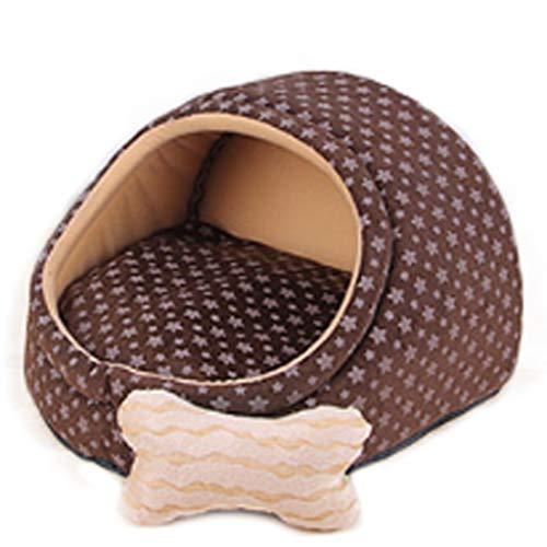 Liuyu huisdiertapijt, voor huisdieren, huisdieren, afneembaar en wasbaar, kleine en middelgrote honden, zomer, universeel, voor honden, katten, huis, villa, keuze uit drie maten