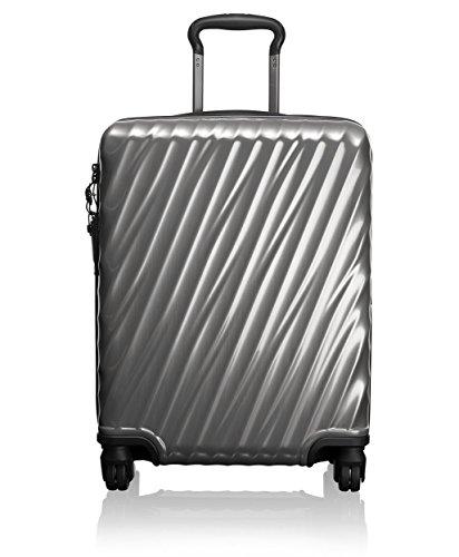 Tumi Durchläufer (NOS) Equipaje de mano, 55 cm, 36 liters, Plateado (Silver)