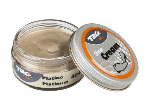 TRG Thoe One Shoe Cream, Chaussures ou complément Mixte Adulte, Argent (404 Platinum), 50 mL