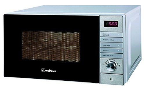 Meireles MM 20L X Comptoir 20L 700W Blanc micro-onde - Micro-ondes (Comptoir, 20 L, 700 W, boutons, Rotatif, Blanc, 1000 W)