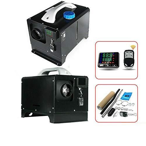 Diesel Standheizung 12V Dieselheizung Lufterhitzer 8KW Air Diesel Heizung Parking Heater mit LCD-Thermostat und Fernbedienung für Wohnmobil Auto KFZ LKW PKW