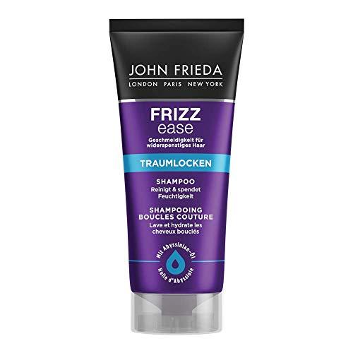 John Frieda Frizz Ease Traumlocken Shampoo - 50 ml - Ideal für Gastronomie, Hotel und Reisen - Hotellerie- und Reisegröße 6er Pack(6 x 50 milliliters)